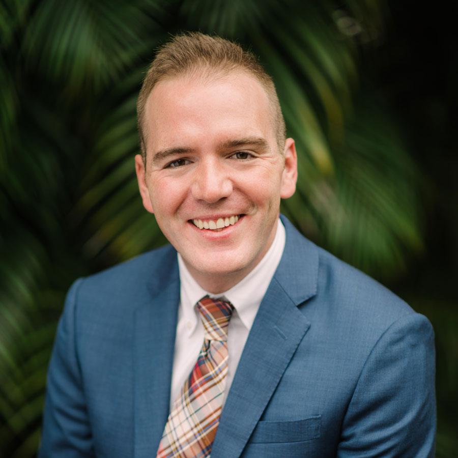 Johnson Strategies Brendan Olsen